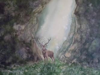 Majestic of the Glen. by SueMArt