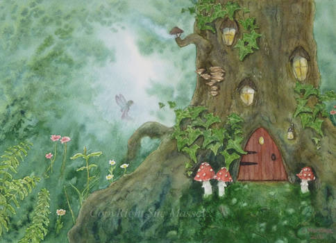 Home of the Fae.