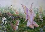 The Faery and the Squirrel.