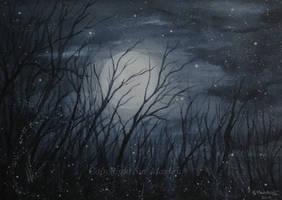 Moon Magic. by SueMArt