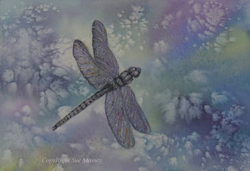 Dragonfly by SueMArt
