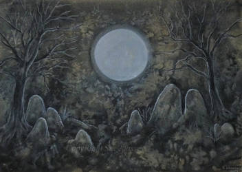 Sacred Stones. by SueMArt