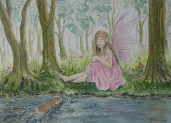 The Fairy and the Water Vole.