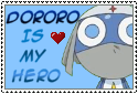 Dororo stamp by MewCinnamonFTW