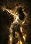 Dance of flames