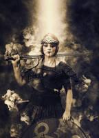 Viking Princess by fantasmadesign