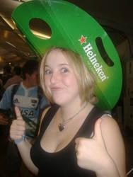 Heineken Head x