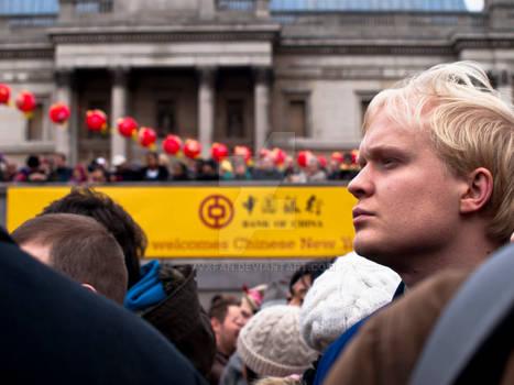 Chinese New Year 2011 - Man