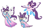 Pink Butterfree Pony Sale Closed