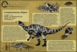 Ludwig's Dino Files: Camptosaurus dispar
