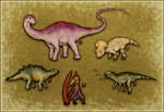The Land Before Time Revolution: The Gang
