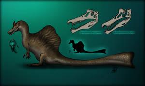 Paraspinosaurus ingens