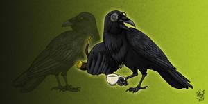 Anthropavian : The Anthropomorphic Bird