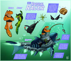 Radical Racer: The Devonian Dash