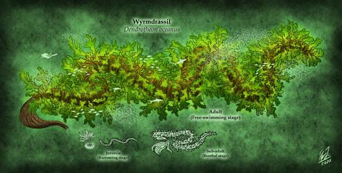 Wyrmdrassil : The Great Tree Wyrm