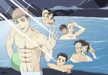 Happy Summer Break! by EGOIST-taiki
