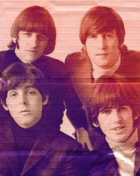 Beatles iPodWallpaper