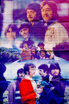 Beatles '67 iPod Wallpaper