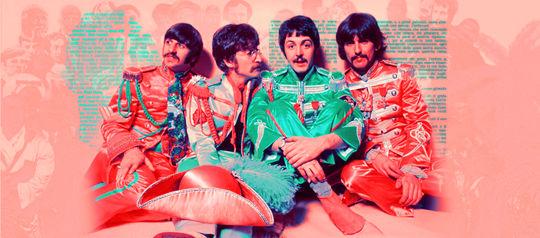 Beatles Sgt. Pepper Signature