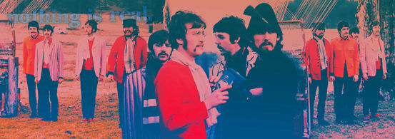 Beatles Strawberry Fields Sig