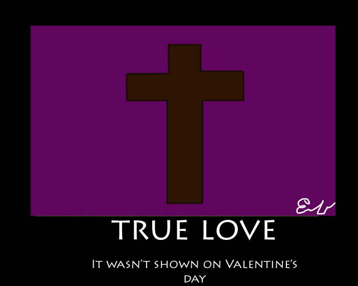 Love of the Savior by badartist77