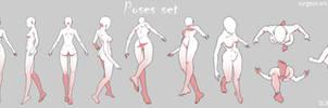 Pose Set