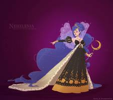 Historical Queen Nehelenia