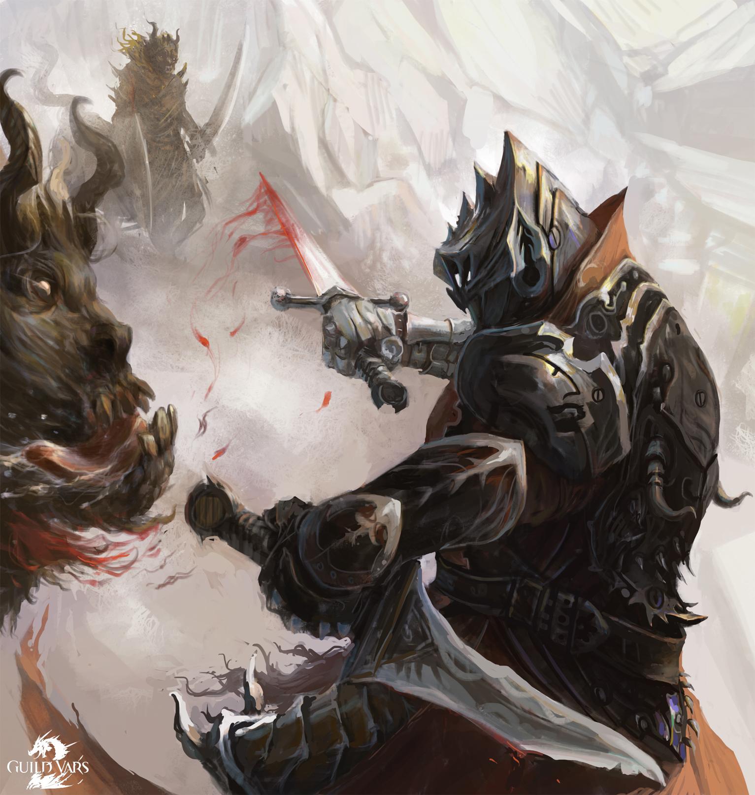 guildwars2 by laitianc