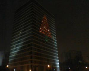 X-Mas Building