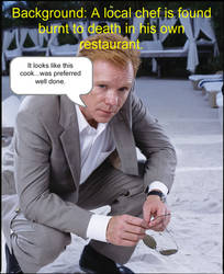 Horatio Caine One-Liner 8