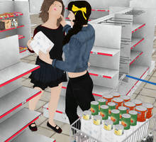 Store Fight