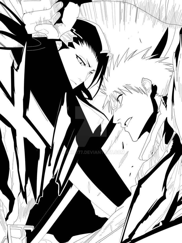 Bleach by Maki7777