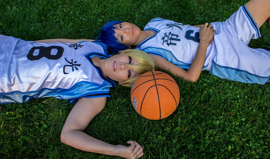 KnB: Aokise by gokulover3
