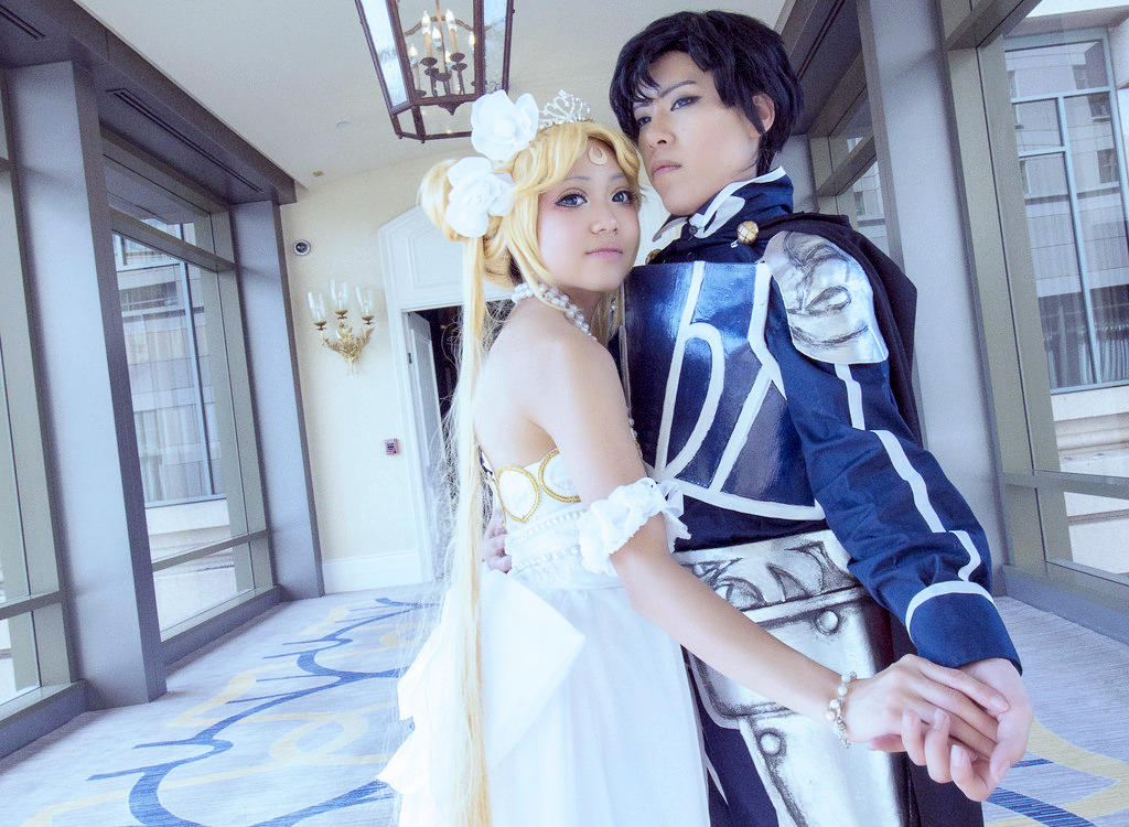 Sailor Moon: Princess Serenity by gokulover3