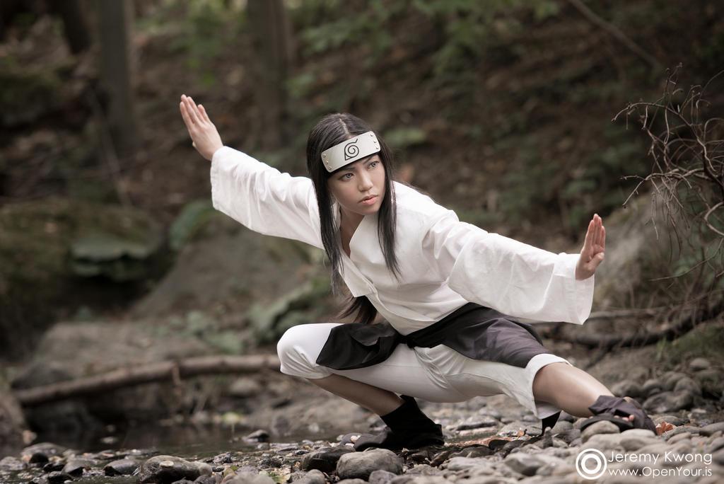 Naruto Shippuden: Neji Hyuga by gokulover3
