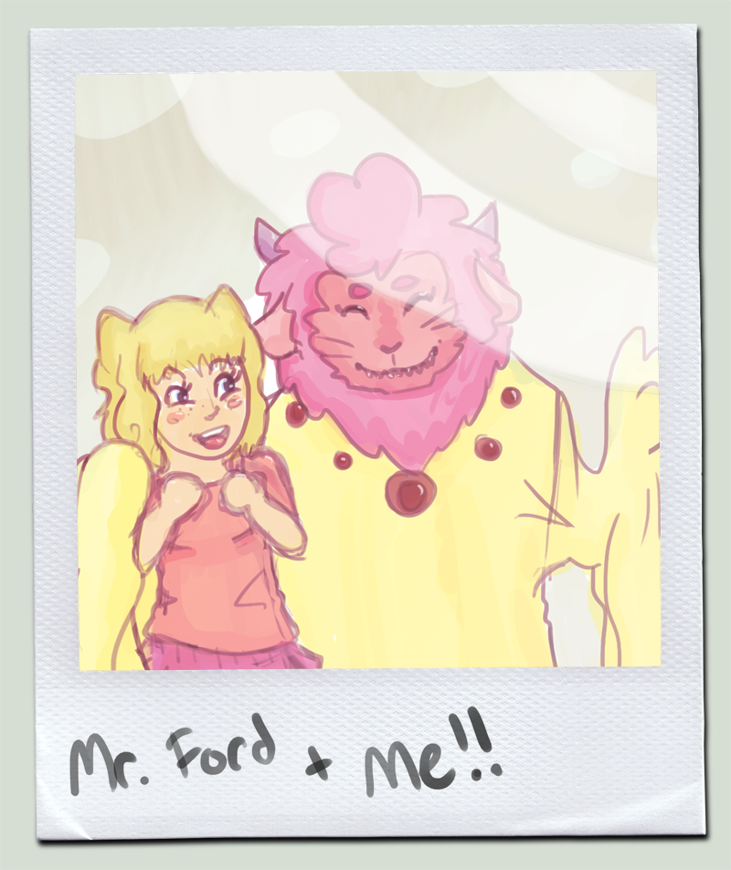 Request - Mr. Ford + Moonbeavers by GiantTomatoes