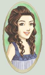A Portrait of a Girl by LadyHazy