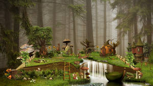 Story of fairy forest
