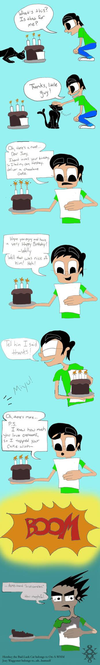Joey's Birthday Blast
