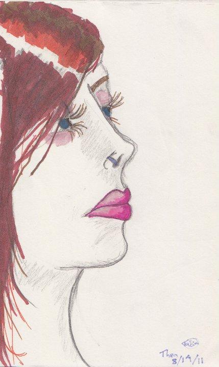 Thea Rowan by badassedness