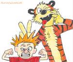 XccX:: Calvin and Hobbes