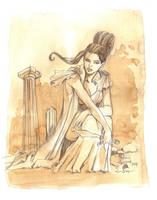Atena_artwork_01 by ManuelaSoriani