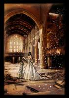 L'ultima sposa -sepia version by ManuelaSoriani