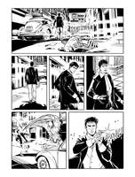 Dylan Dog Tryout02 by ManuelaSoriani