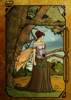 The Fairy Princess - color
