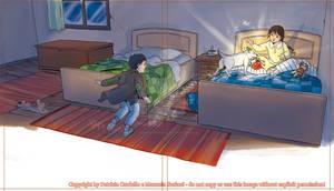 Santa Dust illustration 06