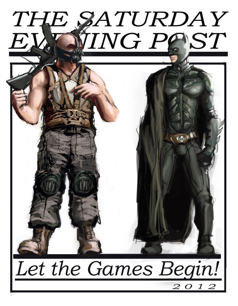 LET THE GAMES BEGIN!!!! by rashomike