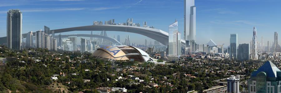 Los Angeles 2100 by rashomike on DeviantArt