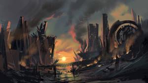 Wasteland by rashomike