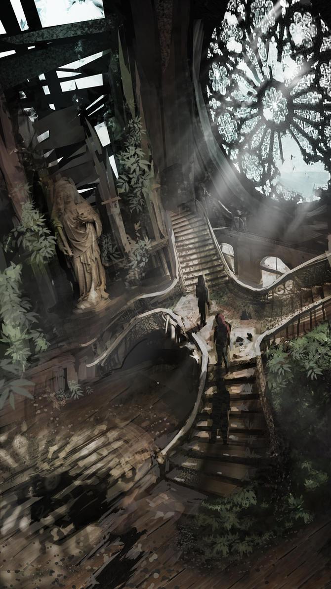 Sanctuary by rashomike